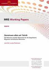 IMIS Working Paper 5/2019